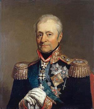 General Count Levin Bennigsen.