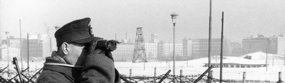 The Symbolism of the Berlin Wall During the Cold War