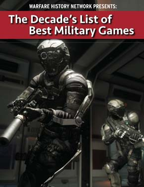 The Decade's Best Military Games