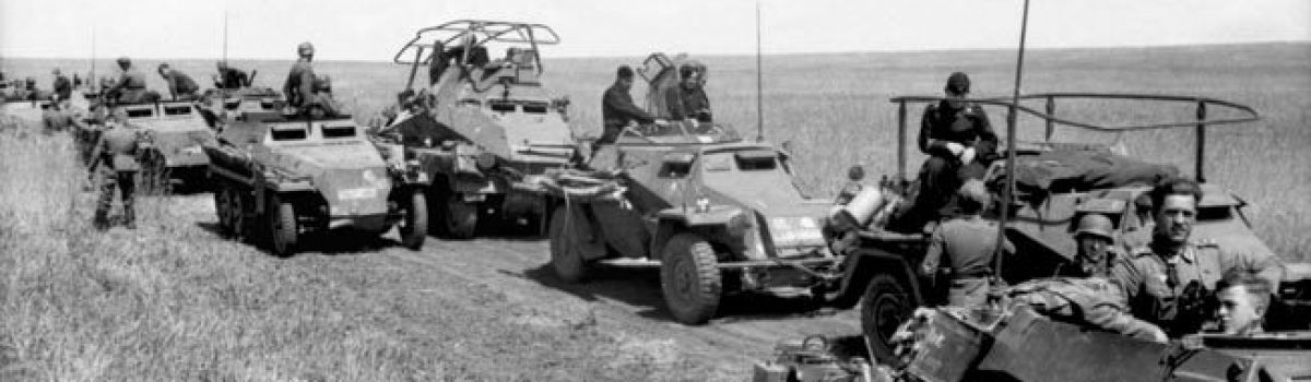 Hitler's Cavalry: Armored Cars of the Third Reich
