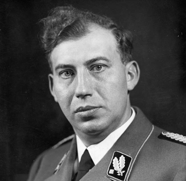 Dr. Wilhelm Stuckart was Interior Ministry State Secretary for the Nazi regime.