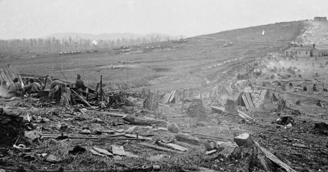 As exhausted Confederate soldiers shivered outside Nashville, Union General George Thomas prepared to launch a devastating frontal assault.