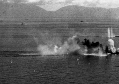 Demise of the Japanese Navy
