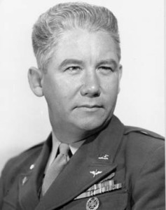 Brig. Gen. Ezekiel Napier, commanded Boam's 489th Bomb Group.
