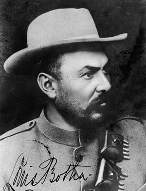 British General Sir Redvers Henry Buller.