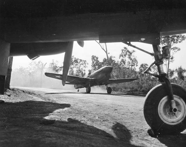 In October, the first complement of new P-40Es arrived and the 3rd and 17th Pursuit Squadrons began replacing their P-35s with the newer and more capable fighters.