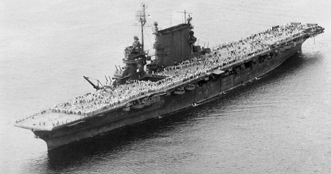 Operation Magic Carpet brought Allied fighting men and women home from the battlefields of Europe and Asia.