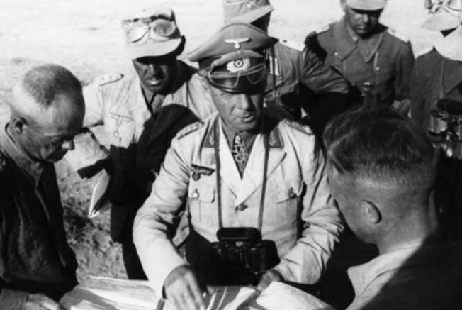 British Commandos Take on German General Erwin Rommel 2