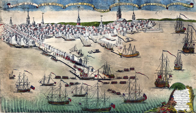 Boston was such a notorious hotbed of protests against British policies in the 13 American Colonies that the Crown sent reinforcements to the city in 1768. Rather than conditions improving, friction continued to grow in the major New England port.