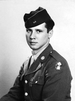 James W. Hanney Jr., 168th Engineer Combat Battalion.