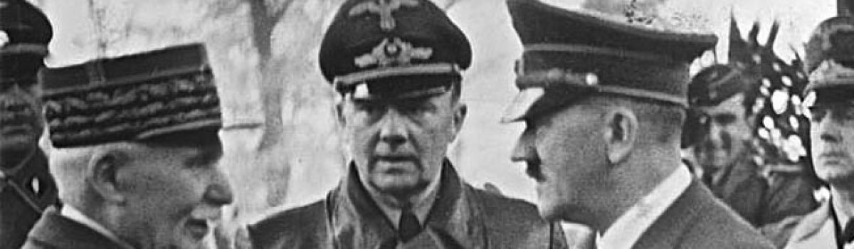 The Muddled History of Philippe Pétain