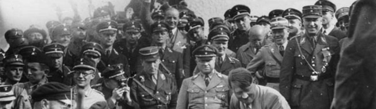 The Mysterious Death of Dr. Fritz Todt, Nazi Engineer