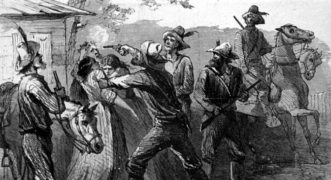 By the time the Civil War began, opposing forces in Bleeding Kansas and Missouri had been killing each other for five years. And were very good at it.