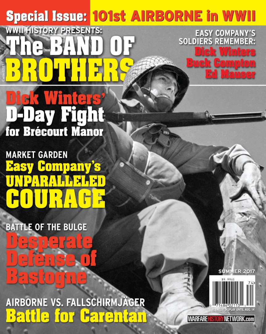 The Band of Brothers Special Issue