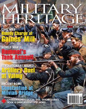 Military Heritage January 2017