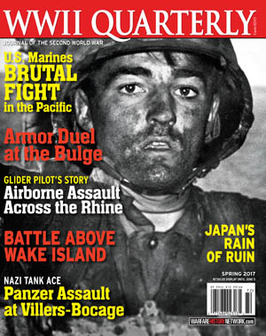 WWII Quarterly Early Winter 2016