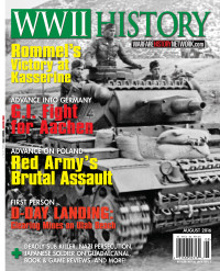 WWII History August 2016