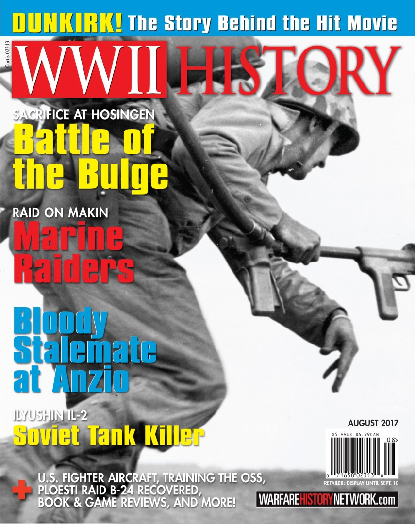 WWII History February 2017
