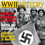 The WWII History October 2018 issue is on Newsstands