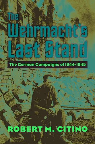 CITINO Last Stand book cover 500