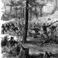 """With William Tecumseh Sherman's notorious """"bummers"""" closing fast, a ragtag confederate army prepared to make its last stand."""