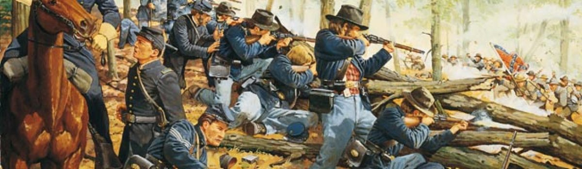 Battle of Chickamauga: Death in the Deep Woods