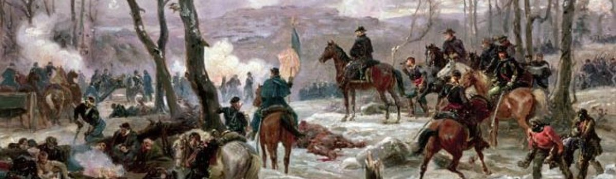 Disaster at Fort Donelson