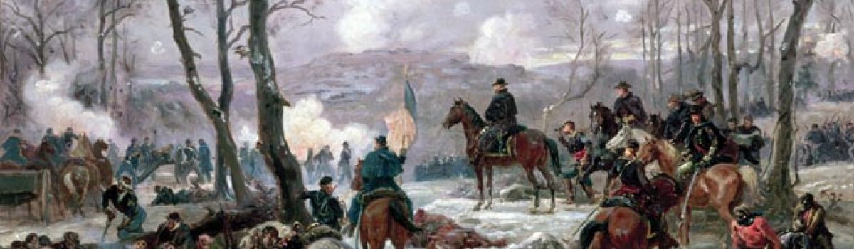Taking Forts Henry and Donelson: Turning Point in the Rebel West