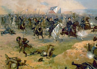 General Phillip Sheridan and the Battle of Winchester