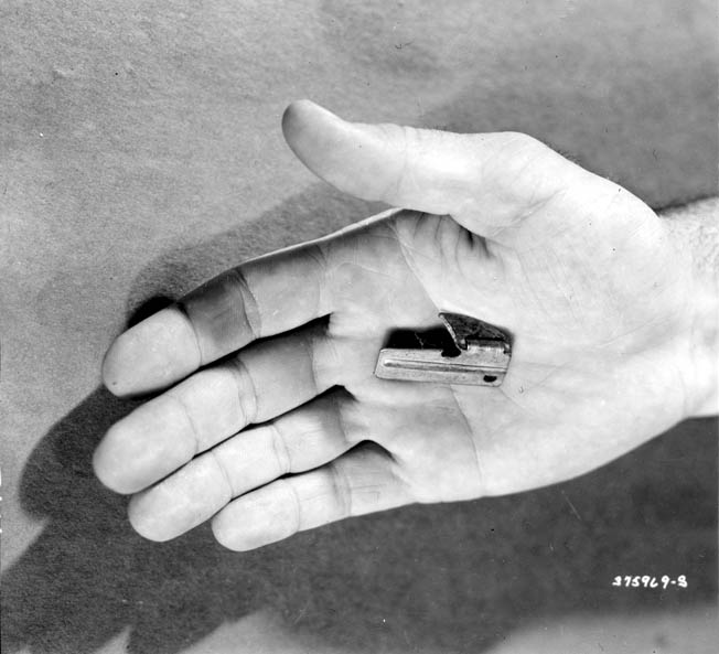 The tiny P-38 can opener displayed proven staying power with active military units and with veterans who retained them years after separating from the U.S. armed forces. The P-38 was standard issue to American troops for 40 years.