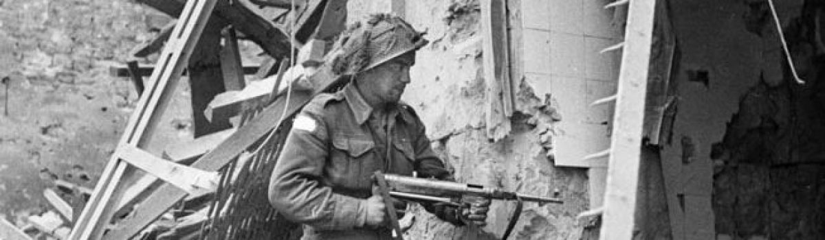 Soldiers of Juno: The Canadian Invasion of Normandy