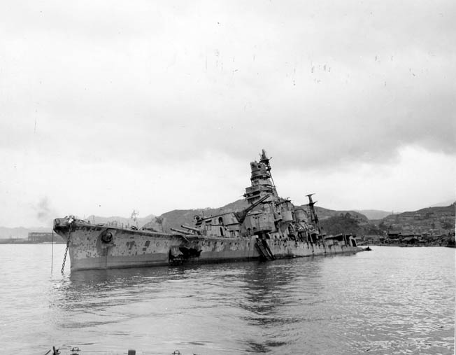 USS Boise's near destruction at Cape Esperance by an underwater shell hit had not been a fluke.