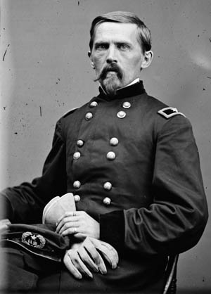 General William P. Carlin.