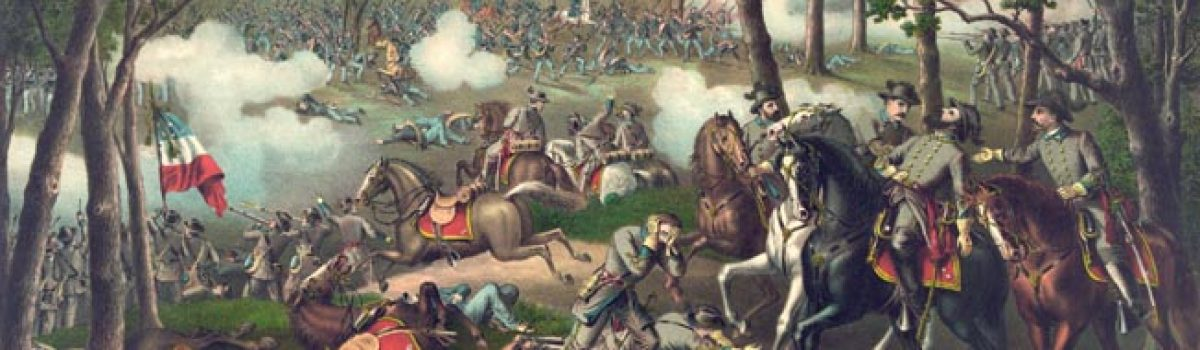 """Chancellorsville: Lee's Greatest Battle"", a History by General Edward J. Stackwell"