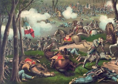 """""""Chancellorsville: Lee's Greatest Battle"""", a History by General Edward J. Stackwell"""