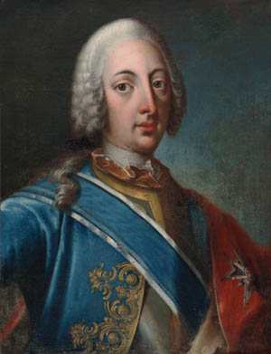 The youthful, headstrong Prince Charles Edward Stuart was the last serious Stuart claimant to the British throne.