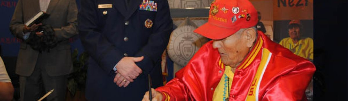 Chester Nez, Last Original Navajo Code Talker, Dies at 93