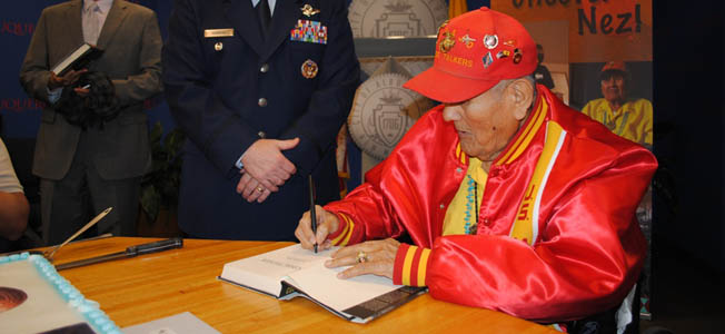 On June 4, 2014, World War II and Korean War veteran Chester Nez, the last of the Navajo Code Talkers, passed away in Albuquerque, New Mexico.