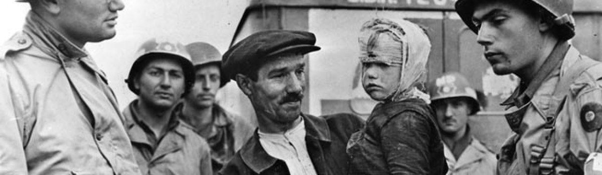 Normandy's Little Victims