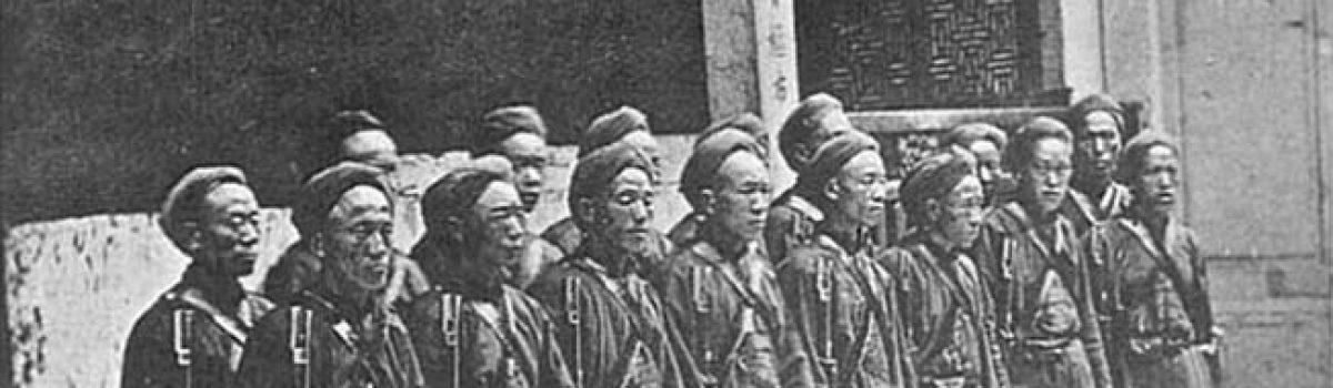 The Decline of the Chinese Army in the 19th Century