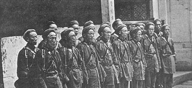 The Chinese Army of the mid-19th century was in serious decline, its decay a reflection of the Qing Dynasty that produced it.