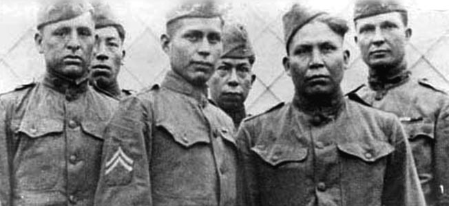 Choctaw Code Talkers allowed the Americans to execute a surprise attack on the Germans in World War I.