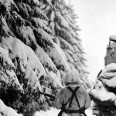 A few American tank crews held off attacking SS troops in a costly fight during the Battle of the Bulge.