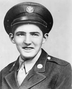 Private First Class Patrick Kessler received a posthumous Medal of Honor for heroic actions on the battlefield during the fight for Cisterna.
