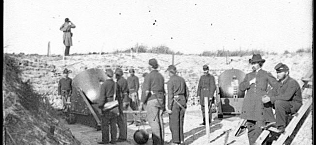 Civil War Mortars Were the Feared Precision Artillery Weapon of the Victorian Age.