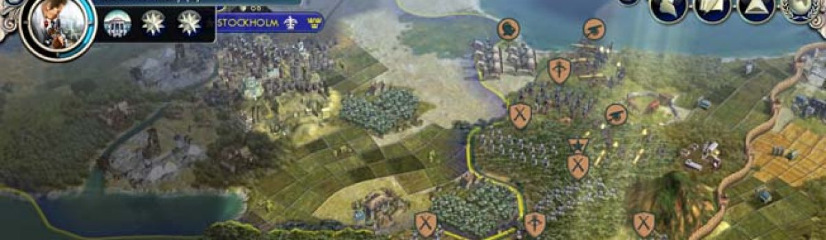 Game Reviews: Civilization 5—Victory through Military Might