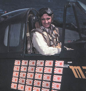 Fighter Ace David McCampbell was a United States Navy Captain, fighter pilot, and a Medal of Honor recipient.