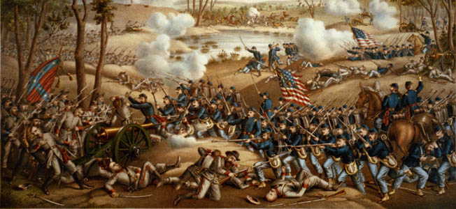 The bloody Battle of Cold Harbor marked the end of the Overland Campaign, a 40-day series of battles between Ulysses S. Grant and Robert E. Lee.