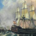 The British defeated a larger Spanish fleet in February 1797 in the battle of Cape St. Vincent. The victory confirmed the Royal Navy's superiority.