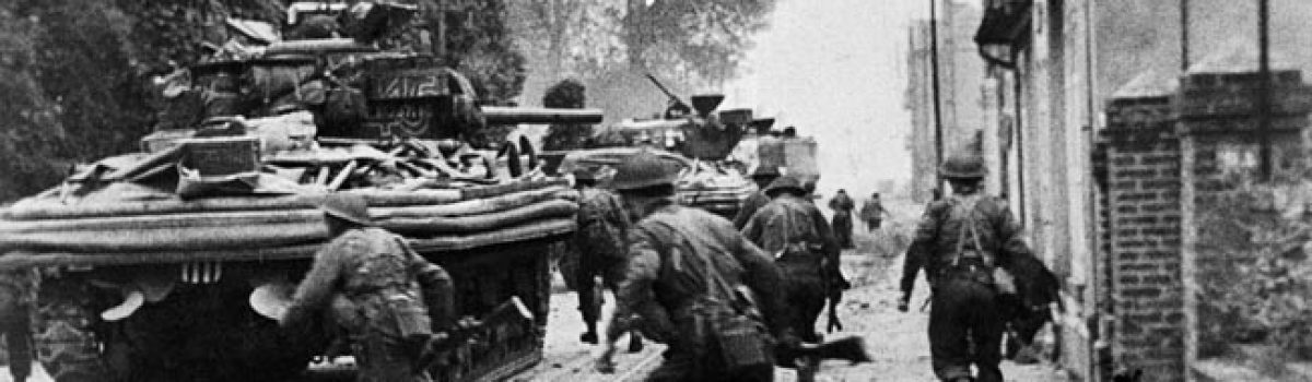 The 1st Commando Brigade's Invasion of Germany